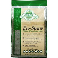 Oxbow Bene Terra Eco-Straw Pelleted Wheat Straw Small Animal Litter, 20-lb bag