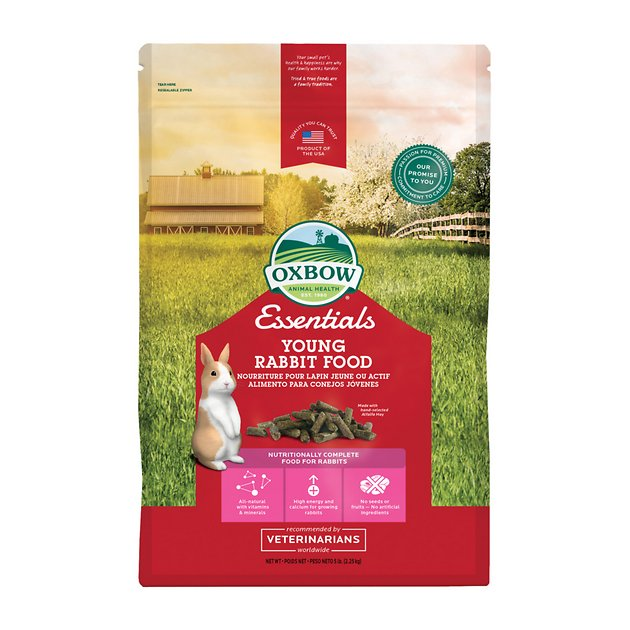 Oxbow Young Rabbit Food Reviews