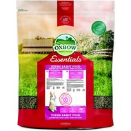 Oxbow Essentials Bunny Basics Young Rabbit Food, 25-lb bag