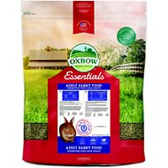 Oxbow Essentials Bunny Basics/T Adult Rabbit Food, 25-lb bag