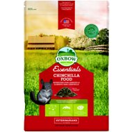Oxbow Essentials Chinchilla Deluxe Chinchilla Food, 10-lb bag