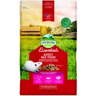 Oxbow Essentials Regal Rat Adult Rat Food, 3-lb bag