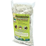 Ware Farmers Market Cozy Cotton Small Animal Bedding, 2-oz bag