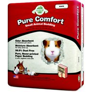 Oxbow Pure Comfort Small Animal Bedding, White, 42-L