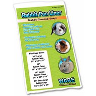 Ware Rabbit Pan Liner, 4-pack