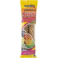 Vitakraft Triple Baked Sticks Lovebird Treats, 2-count