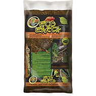 Zoo Med Eco Earth Loose Coconut Fiber Reptile Substrate, 24-qt bag