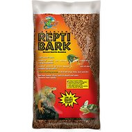 Zoo Med Premium Repti Bark Natural Fir Reptile Bedding, 24-qt bag