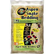Zoo Med Aspen Snake Bedding, 8-qt bag