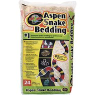 Zoo Med Aspen Snake Bedding, 24-qt bag