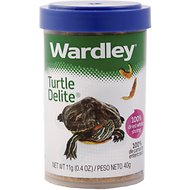Wardley Turtle Delite Turtle Food, .4-oz jar