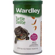 Wardley Turtle Delite Turtle Food, 1.4-oz jar