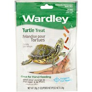 Wardley Low Fat Turtle Treats, 1-oz bag