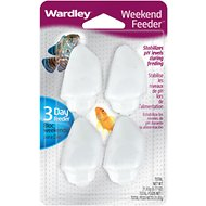 Wardley Weekend Aquarium Fish Food Feeder, 3-day feeder