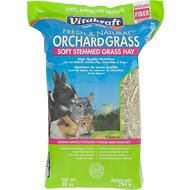 Vitakraft Orchard Grass Hay Small Animal Food, 28-oz bag