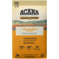 ACANA Meadowland Regional Formula Grain-Free Dry Dog Food, 25-lb bag
