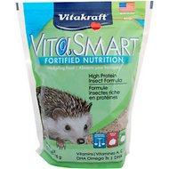 Vitakraft VitaSmart Fortified Nutrition Hedgehog Food, 25-oz bag