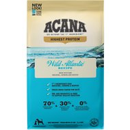 ACANA Wild Atlantic Regional Formula Grain-Free Dry Dog Food, 25-lb bag