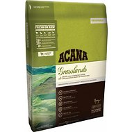 ACANA Grasslands Regional Formula Grain-Free Dry Cat & Kitten Food, 4-lb bag
