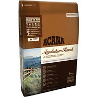 ACANA Appalachian Ranch Regional Formula Grain-Free Dry Cat & Kitten Food, 12-lb bag