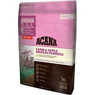 ACANA Lamb & Apple Singles Formula Grain-Free Dry Dog Food, 4.5-lb bag