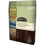 ACANA Pork & Squash Singles Formula Dry Dog Food, 25-lb bag