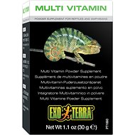 Exo Terra Multi Vitamin Reptile & Amphibian Supplement, 1.1-oz box