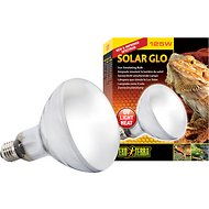 Exo Terra Solar Glo All in One Reptile Lamp, 125-w bulb