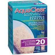 AquaClear Ammonia Remover Filter Insert, Size 20