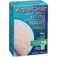AquaClear Ammonia Remover Filter Insert, Size 70