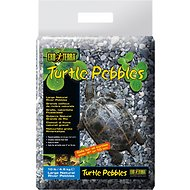 Exo Terra Turtle Large Natural River Pebbles, 10-lb bag