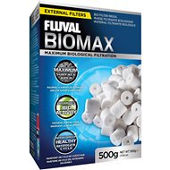 Fluval Biomax Bio Rings Filter Media, 17.6-oz