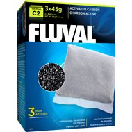 Fluval C2 Activated Carbon Filter Media, 3 count