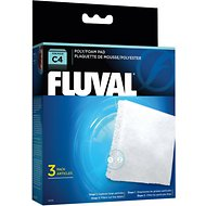Fluval C4 Poly/Foam Pad Filter Media, 3 count