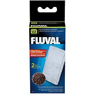 Fluval U2 Poly/Clearmax Filter Cartridge, 2 count