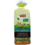Living World Botanical Hay Small Animal Food, 20-oz bag