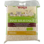 Living World Pine Shavings Small Animal Bedding, 41-L