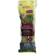 Living World Fruit Rabbit Stick Treats, 2 count