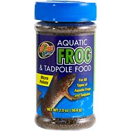 Zoo Med Aquatic Frog & Tadpole Food, 2-oz jar