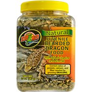 Zoo Med Juvenile Bearded Dragon Food, 10-oz jar