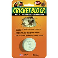 Zoo Med Cricket Block Reptile Supplement