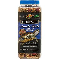 Zoo Med Gourmet Aquatic Turtle Food, 12-oz jar