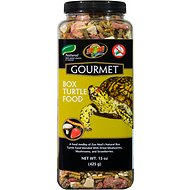 Zoo Med Gourmet Box Turtle Food, 15-oz jar
