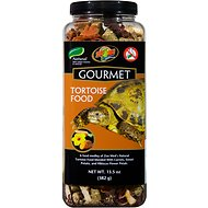 Zoo Med Gourmet Tortoise Food, 13.5-oz jar