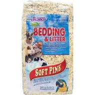 Brown's Naturally Fresh! Soft Pine Small Animal Bedding, 20-L