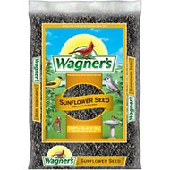 Wagner's 100% Black Oil Sunflower Seed Wild Bird Food, 2-lb bag