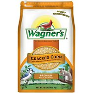 Wagner's Cracked Corn Premium Wildlife Food, 10-lb bag