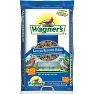 Wagner's Eastern Regional Blend Deluxe Wild Bird Food, 20-lb bag