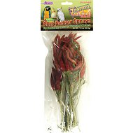 Brown's Tropical Carnival Chili Pepper Sprays Bird Treats, 1.5-oz bag