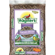 Wagner's Finches Deluxe Wild Bird Food, 10-lb bag
